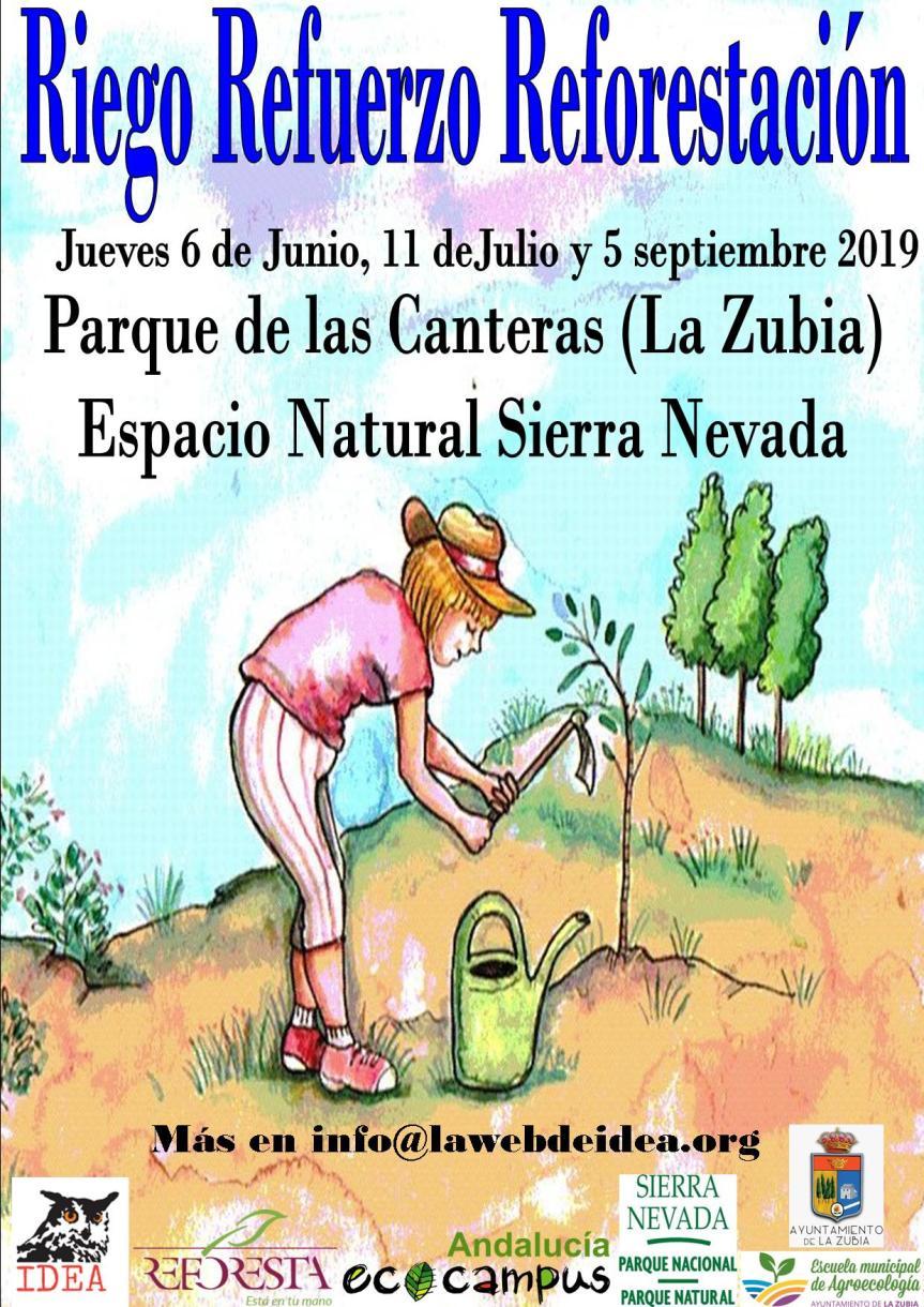 Riego verano 2019