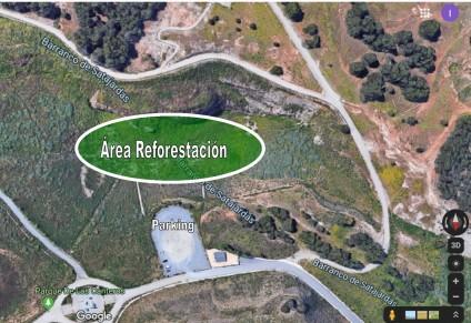 Parque de las Canteras Zona Refostación